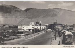 Iquique - Gobernacion Maritima - Correo Aereo - Chile
