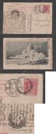 1910 OLD CEYLON Picture Postcard To JAPAN Via HONG KONG - Ceylon (...-1947)