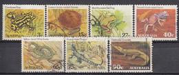 AUSTRALIA 781-787,used - Non Classificati