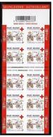 Boekje 74** / Carnet 74 Ziekenhuisbibliotheek Rode Kruis 3622** Croix Rouges La Bibliothèke Du L'Hopital  MNH - Postzegelboekjes 1953-....