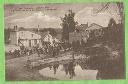 F0979  CPA CONFOLENS  (Charente)  Le Champ De Foire Des Moutons à Saint-Michel   +++++ - Confolens