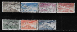 Ireland 1948 - 65 Air Post Stamps Angel Used - Used Stamps