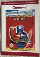 Cinema Gaumont Pub Coca Cola Air Liberte - Plakate Auf Karten