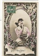 CPA ,Th. Fête, N°4103 , 1er Avril , Qui Devinez ,Ed. 1909 - 1 De April (pescado De Abril)