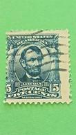 ETATS-UNIS - U.S.A. - Timbre 1902 : Histoire - Abraham LINCOLN, 16ème Président Des Etats-Unis - Used Stamps