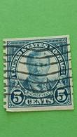 ETATS-UNIS - U.S.A. - Timbre 1920 : Histoire - Theodore ROOSEVELT, 26ème Président Des Etats-Unis - Used Stamps