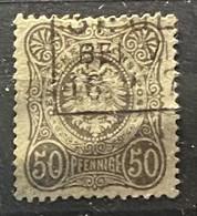 Duitse Rijk Zegel Nr 44. Used - Oblitérés