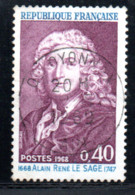 N° 1558 - 1968 - Used Stamps