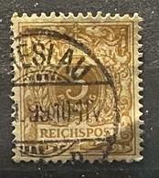 Duitse Rijk Zegel Nr 45 Used - Oblitérés