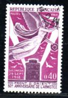 N° 1571 - 1968 - Used Stamps