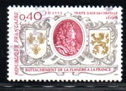 N° 1563 - 1968 - Used Stamps