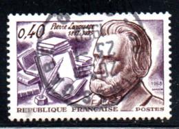 N° 1560 - 1968 - Used Stamps