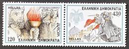 GRECE / YT 1928 - 1929 / PROMETHEE - LEGENDE - DIGENIS AKRITAS - EUROPA / NEUFS ** / MNH - Fiabe, Racconti Popolari & Leggende