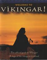 Vikingar ! A Saga Of Vikings In Scotland   -  Dr.Hilary Murray - Europa