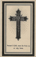 DP. JEANNETTE VANHEUVERZWYN ° KORTRIJK 1868 - + 1893 - Godsdienst & Esoterisme