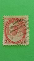 ETATS-UNIS - U.S.A. - Timbre 1899 : Histoire - Portrait De La Reine Victoria - Used Stamps