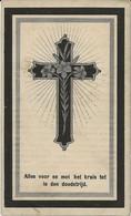 DP. HORTENSE CALLENS - DEKNUDDE ° HEESTERT 1856- + BELLEGHEM 1897 - Godsdienst & Esoterisme