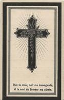 DP. MARIE PICQUOY - PIRON ° TOUGRIMNES-  + 1883 - 75 ANS - Godsdienst & Esoterisme