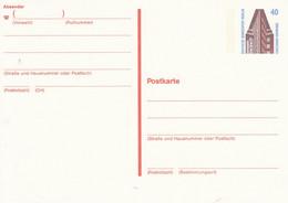 BP 129** 40  Pf. Sehenswürdigkeiten - Postkarten - Ungebraucht