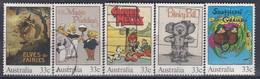 AUSTRALIA 940-944,used - Fiabe, Racconti Popolari & Leggende
