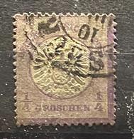 Duitse Rijk Zegel Nr 16.    Used - Gebraucht