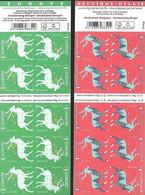 Boekjes 174&175** Kerstmis Van 2020 (België & Europa) - Noël - Christmas /  Weihnachten / Navidad / X-mas - Postzegelboekjes 1953-....