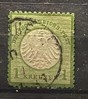 Duitse Rijk Zegel Nr 23 Used - Gebraucht