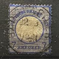 Duitse Rijk Zegel Nr 26 Used - Gebraucht