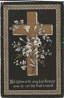 DP. BARBARA VAN LANCKER - SLOCK ° AERSEELE + LOO-TEN-HULLE 1892- 79 JAAR - Godsdienst & Esoterisme