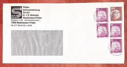 Brief, Industrie + Technik, Neuhausen Ca. 1976 (5308) - Brieven En Documenten