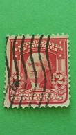 ETATS-UNIS - U.S.A. - Timbre 1914 : Histoire - George WASHINGTON, 1er Président Des Etats-Unis - Used Stamps