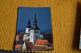 Carte Postale Estonie - Estonie