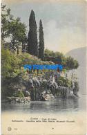 172205 ITALY LENNO LAGO DI COMO & GARDEN POSTAL POSTCARD - Zonder Classificatie