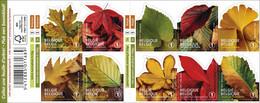 Boekje Boombladeren 132** / Carnet 132** Feuilles Des Arbres 4268/77** - Postzegelboekjes 1953-....