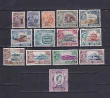 CYPRUS 1960/61, SG# 188-201, Short Set, Architecture, Nature, Ships, Used - Cyprus (...-1960)