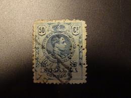 ESPAGNE  Perforé  1901-05  Numéro 251 Y&T - Used Stamps