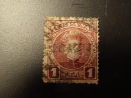 ESPAGNE  Perforé  1901-05  Numéro 223 Y&T - Used Stamps