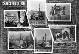 SARAJEVO - Multivues - Bosnië En Herzegovina
