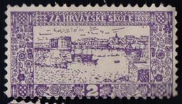CROATIA - K.u.K. DUBROVNIK - SCHOOL FEE  - **MNH - 1912 - Croatia