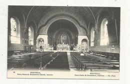 Cp, CANADA, Quebec, MONTREAL, Notre Dame De Bonsecours Church ,interior; Notre Dame De Bonsecours, Intérieur, Vierge - Montreal