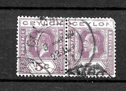 LOTE 2216  ///  COLONIAS INGLESAS - CEYLAN   ¡¡¡ OFERTA - LIQUIDATION !!! JE LIQUIDE !!! - Ceylon (...-1947)