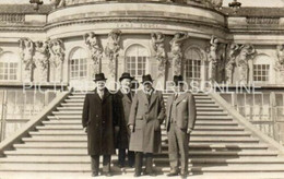 KAISERS PALACE POTSDAM GERMANY 21ST MARCH 1938 OLD PHOTO LABOUR PARTY LEADERS? - Zonder Classificatie