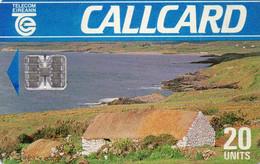 IRELAND - CHIP CARD - LANDSCAPE - Ireland