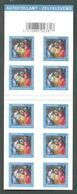 OCB Nr 3346 B47 Carnet 47 Rubens Christmas Noel Kerstmis Navidad MNH - Postzegelboekjes 1953-....
