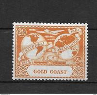 LOTE 2216  ///  COLONIAS INGLESAS - GOL COAST - COSTA DE ORO *MH  ¡¡¡ OFERTA - LIQUIDATION !!! JE LIQUIDE !!! - Gold Coast (...-1957)