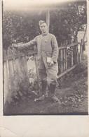 Carte Postale France Photo Soldat Marcel Paillard - Photos