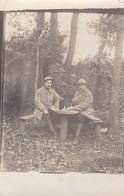 Carte Postale France Photo Soldat Marcel Paillard Avec Un Camarade - Photos