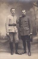 Carte Postale France Photo De 2 Soldats - Photos