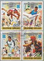 COREE DU NORD  - Jeux Olympiques D'Athenes (Timbres Séparés) - Zomer 2004: Athene