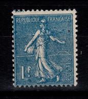 Semeuse YV 205 N* Cote 7 Euros - Unused Stamps